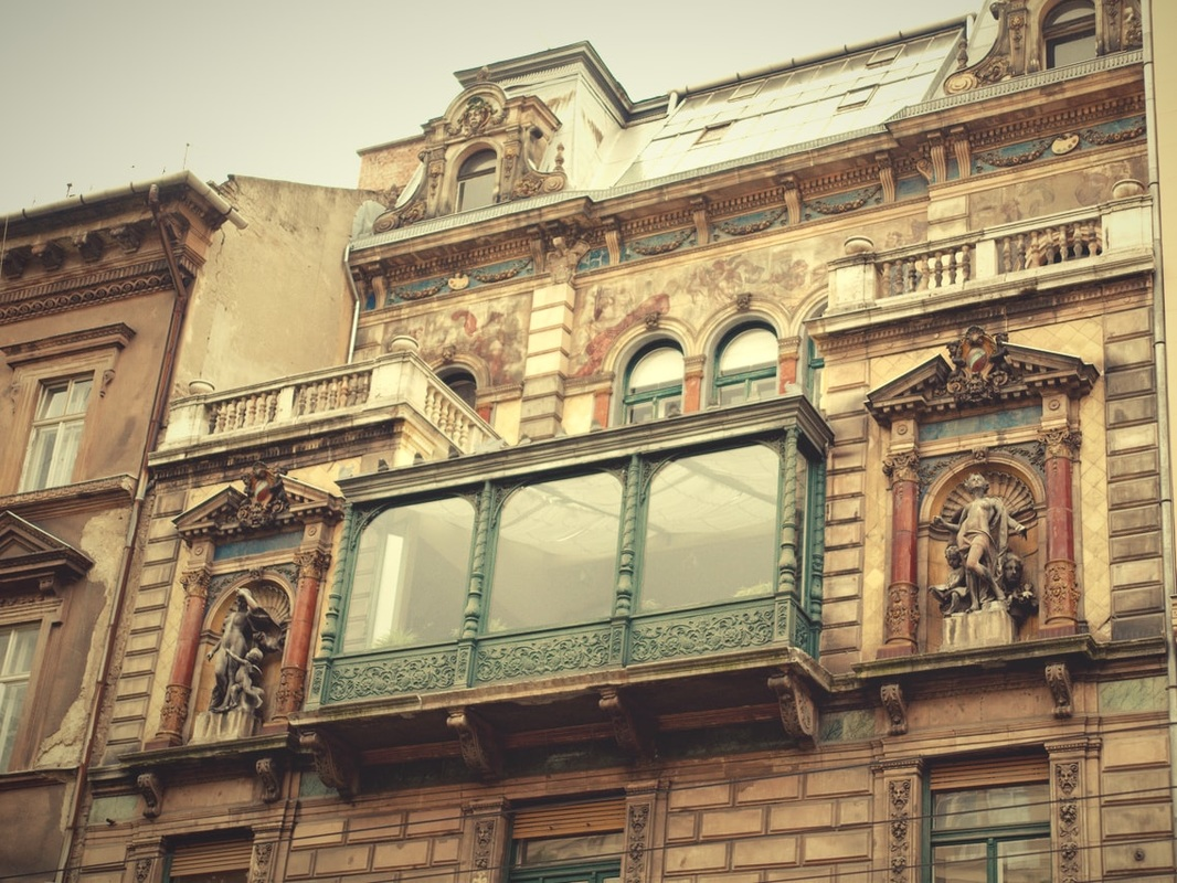 Hungarian house of photography-Budapest-Mai Mano House