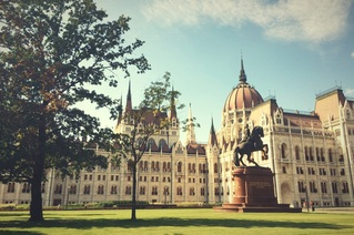 Parliament-Budapest-walking tours